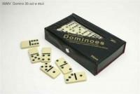 Domino (czarne w etui) - zdjęcie zabawki, gry