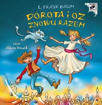 Dorota i Oz znowu razem - pudełko audiobooku