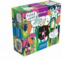 Dzika Amazonia (puzzle gigant 28-elem.) - zdjęcie zabawki, gry