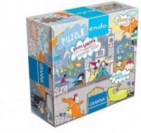 Epoka smoka (puzzle 200-elem.) - zdjęcie zabawki, gry