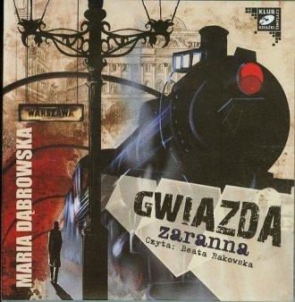 Gwiazda zaranna - pudełko audiobooku