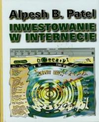 Inwestowanie w internecie - okładka książki