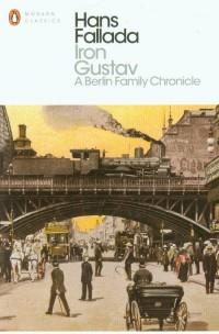 Iron Gustav - okładka książki