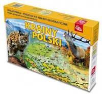 Krainy Polski (puzzle) - zdjęcie zabawki, gry