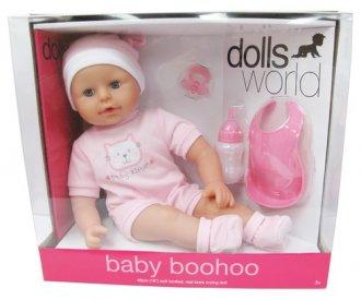 Lalka bobas. Baby boohoo (46 cm) - zdjęcie zabawki, gry