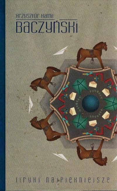 Liryki najpiękniejsze - okładka książki
