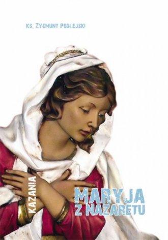 Maryja z Nazaretu - okładka książki