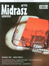 Midrasz 5/2014. Pismo Żydowskie - okładka książki