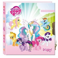 My Little Pony. Pamiętnik zamykany - zdjęcie zabawki, gry