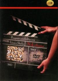 Nikotyna. Książka (+ DVD) - Wydawnictwo - pudełko programu