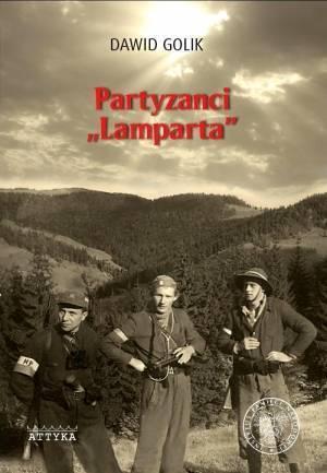 Partyzanci Lamparta. Historia IV - okładka książki