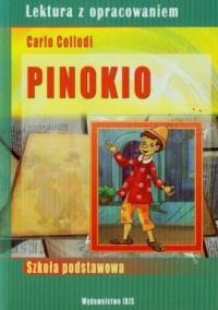 Pinokio. Lektura z opracowaniem - okładka podręcznika