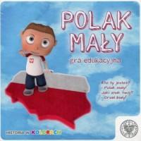 Polak Mały. Gra edukacyjna - Wydawnictwo - zdjęcie zabawki, gry