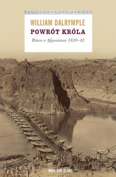 Powrót króla. Bitwa o Afganistan - okładka książki