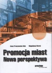 Promocja miast. Nowa Perspektywa - okładka książki