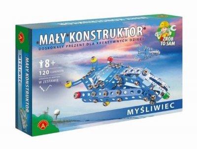 Śmigłowiec. Mały konstruktor (kolorowy) - zdjęcie zabawki, gry