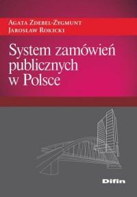 System zamówień publicznych w Polsce - okładka książki
