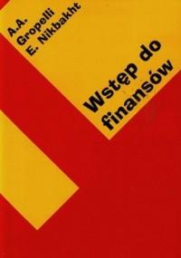 Wstęp do finansów - okładka książki