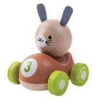 Wyścigówka królik - zdjęcie zabawki, gry