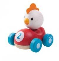 Wyścigówka kurczak - zdjęcie zabawki, gry