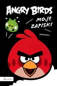 Angry Birds. Moje zapiski - Wydawnictwo - okładka książki