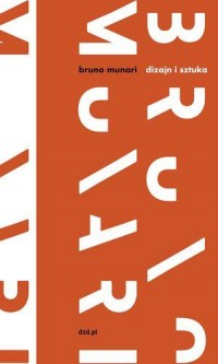 Dizajn i sztuka - okładka książki