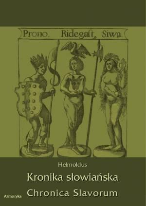 Kronika Słowiańska. Chronica Slavorum - okładka książki