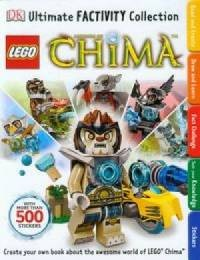 Lego Legends of Chima. Ultimate Factivity Collection - okładka książki