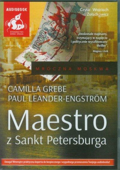 Maestro z Sankt Petersburga (CD - pudełko audiobooku