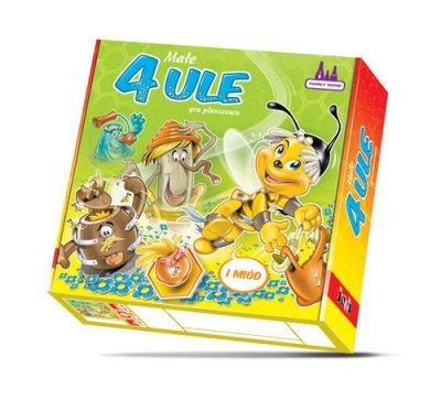 Małe. 4 Ule - zdjęcie zabawki, gry