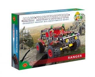 Mały Konstruktor. Ranger - zdjęcie zabawki, gry