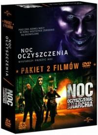 Noc Oczyszczenia / Noc Oczyszczenia 2-Anarchia - okładka filmu