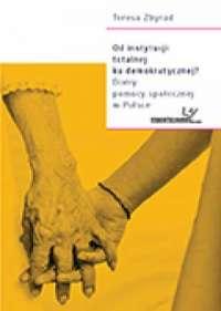 Od instytucji totalnej ku demokratycznej? - okładka książki