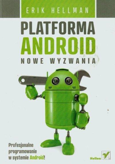 Platforma Android. Nowe wyzwania - okładka książki