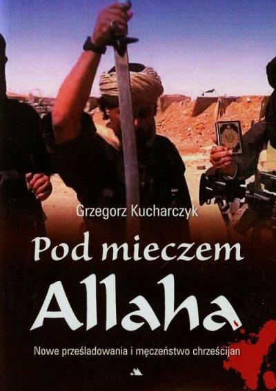 Pod mieczem Allaha - okładka książki