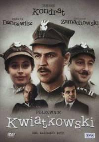 Pułkownik Kwiatkowski - okładka filmu