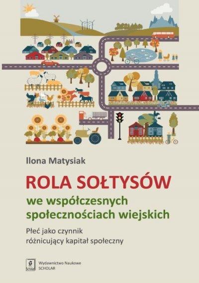 Rola Sołtysów we współczesnych - okładka książki
