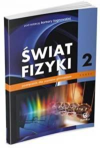 Świat fizyki. Gimnazjum. Podręcznik - okładka podręcznika