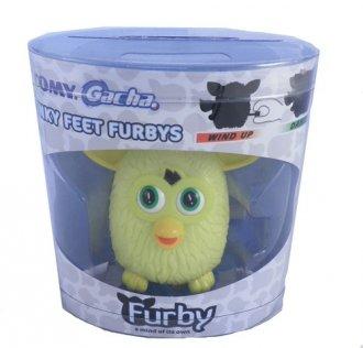 Tańczący Furby (żółty) - zdjęcie zabawki, gry