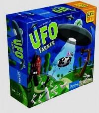 Ufo farmer. Gra - Wydawnictwo - zdjęcie zabawki, gry