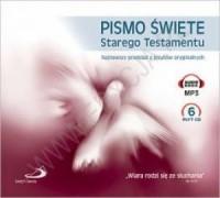 Wiara rodzi się ze słuchania. Pismo Święte Starego Testamentu (CD mp3) - pudełko audiobooku