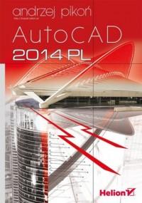 AutoCAD 2014 PL - okładka książki