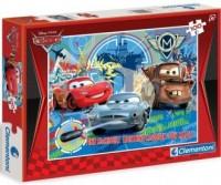 Cars (puzzle 100-elem.) - zdjęcie zabawki, gry
