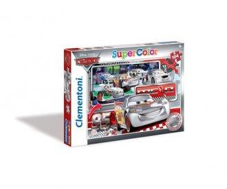 Cars. Silver (puzzle 104-elem.) - zdjęcie zabawki, gry