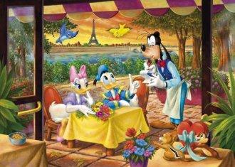 Disney. Daisy i Kaczor Donald w - zdjęcie zabawki, gry