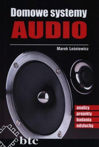 Domowe systemy audio - okładka książki