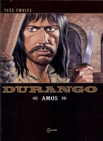 Durango 4. Amos - okładka książki