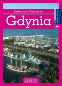 Gdynia. Księga miejsca - okładka książki