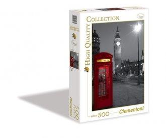 Londyn (puzzle 500-elem.) - zdjęcie zabawki, gry