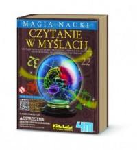 Magia nauki. Czytanie w myślach. Księga 6 - zdjęcie zabawki, gry